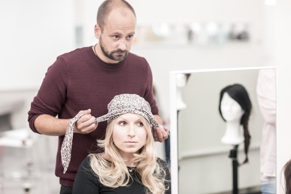 DKMS Deutschland Daniel Bruns unterstützt Krebspatienten